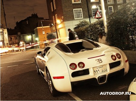 Bugatti Veyron 16.4 Supersport: ����, ��������������